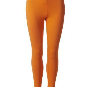 Leggings Long Orange