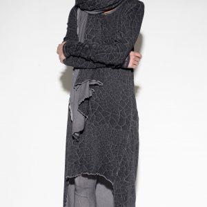 Dress Karli Soli Grey