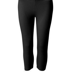 Leggings Short - Black