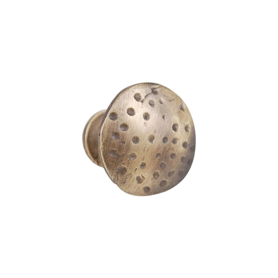 474417 Messing Knop Antik