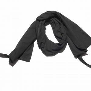Tolerate Leather Scarf