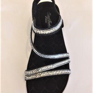15067-1 Silver Sandal