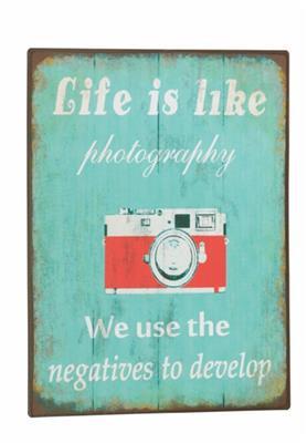 20.219.01 Life is like Photography