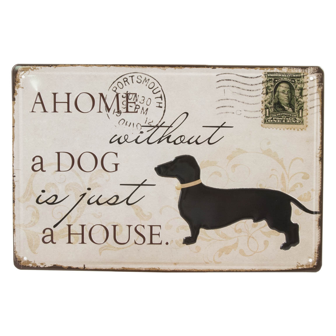 40-060 A Home without a Dog