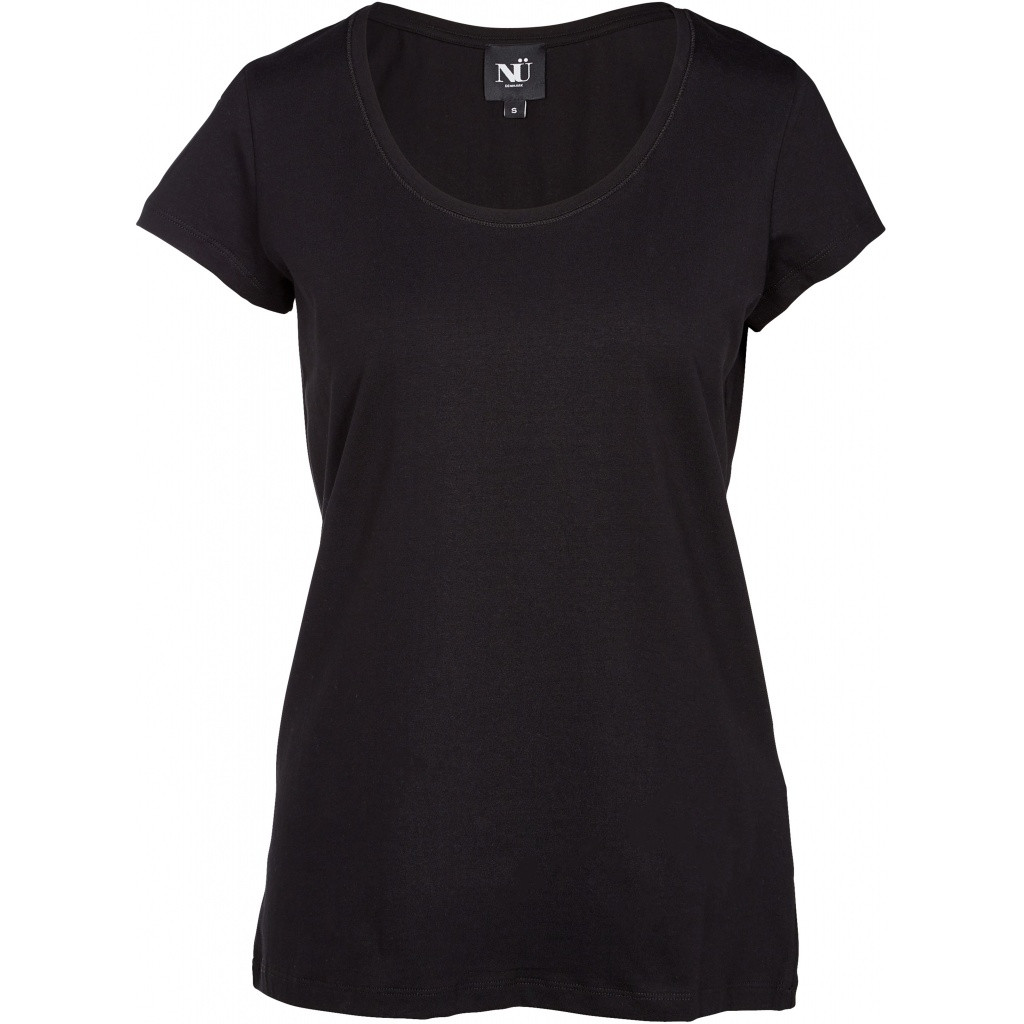 6030-50/000 Sort t-shirt