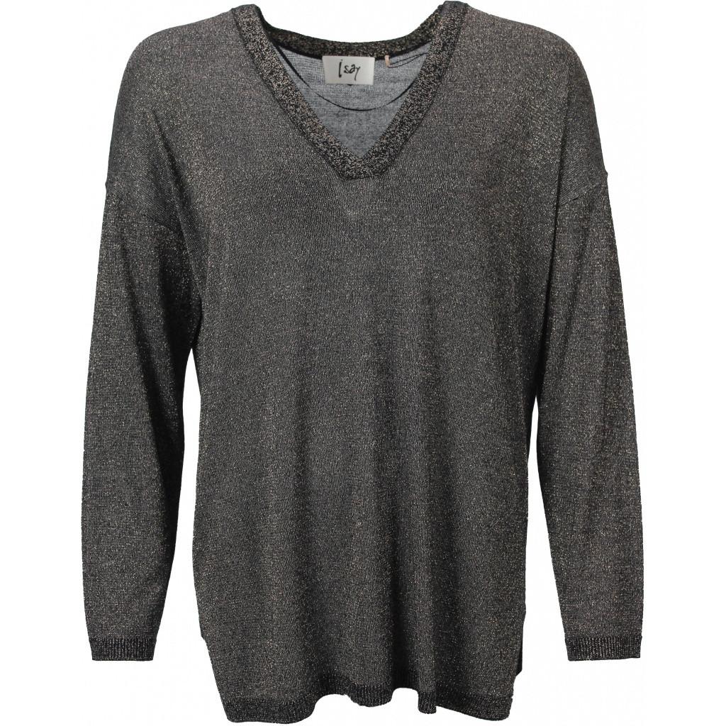 55924 Viana Knit Pullover