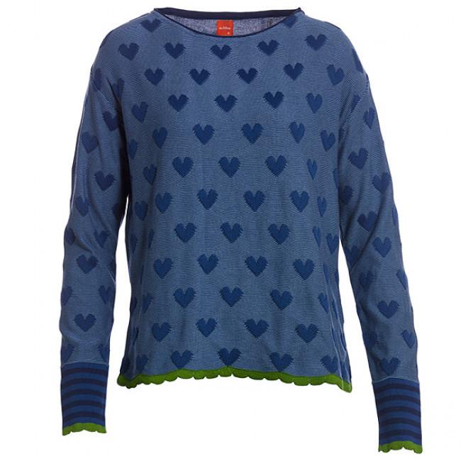 Laura Blue Hearts