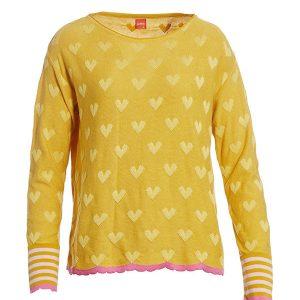 Laura Yellow Hearts