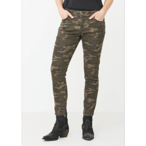 bukser i army look
