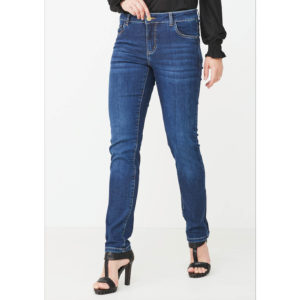 Jeans med masser af stræk